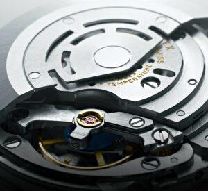 Rolex Cal. 3187 Detail